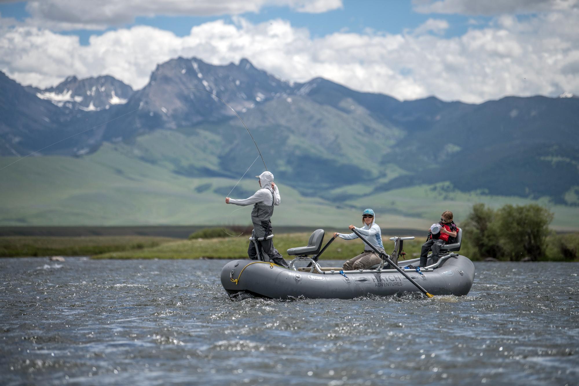 Raft Rental - Hatch Adventures - Bozeman Montana